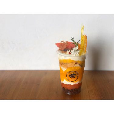 【72cafe】5月8日から営業再開!柑橘パフェも新登場