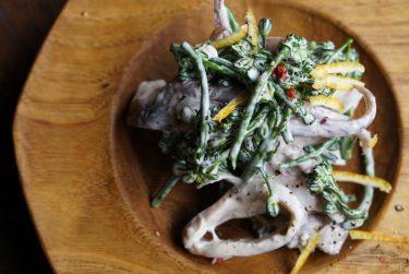 【フレル】週末のお惣菜。毎週違ったメニューを味わう