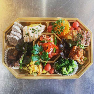 【惣菜店BLANC】倉敷の欧風惣菜店!オードブル&ランチBOX