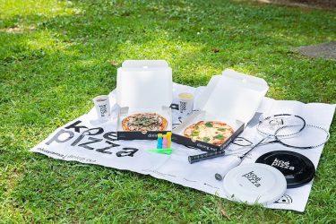 【koé pizza】10月末までの期間限定プラン登場!屋外で楽しむ本格ピツッア