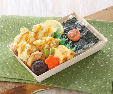 【hibiki屋】毎日楽しめる、バラエティ豊かな日替わりお弁当♪