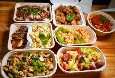 【ちーごはん。】こだわりの調味料と、新鮮な食材を使用した出来立ての料理をご自宅までお届け。