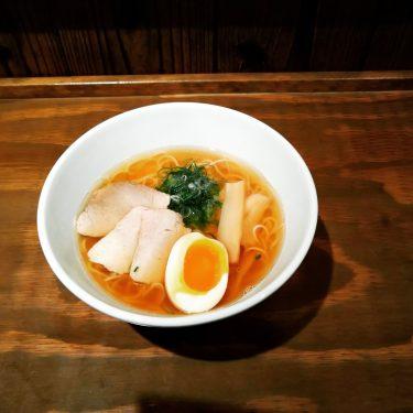 【麺屋だご】開業8年目、鶏ガラと魚介のWスープが味の決め手のラーメン店。
