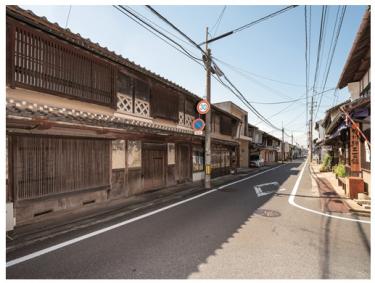 【津山市】城西地区「国の重要伝統的建造物群保存地区」に選定。