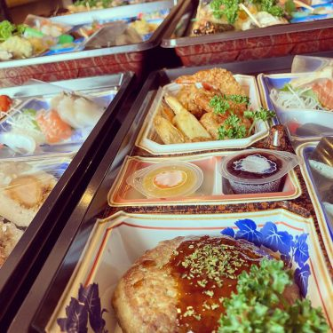 【お食事処あさひ】復活お弁当メニュー登場!新鮮な魚介とこだわりの食材で作るテイクアウトメニュー。